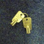 Bollard Spare Keys