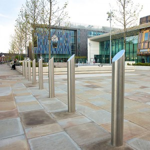 Fixed Stainless Steel Bollards