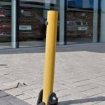 Fold Down Bollard Supplier